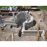 Insulated Concrete Forms (ICFs) image