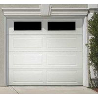 Steel Pan Garage Doors image