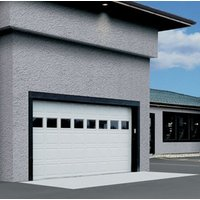 Polystyrene Insulated Steel Doors image
