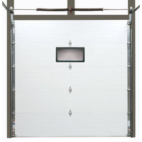 Polyurethane Insulated Steel Door  image