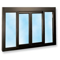 Flushmount Windows -Bi-Parting Sliding Window image