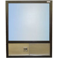 Ready Access Drive-Thru Windows image | Insulated or Bullet Resistant Security Window for Pharmacy/Bank/High Risk Service Areas