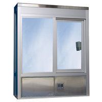 602 Bump Out Sliding Window with Service Drawer image