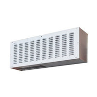 Ready Access Drive-Thru Windows image | AA300 Heated Air Curtain