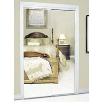 Slimfold® Series 4760 Bypass Mirror Closet Door image