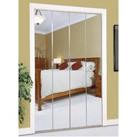 Slimfold® Series 4900 Bifold Mirror Closet Door image