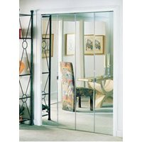 Slimfold® Series 2700 Heavy-Duty Bifold Mirror Closet Door image