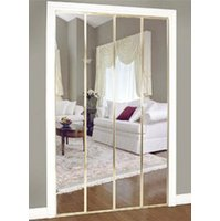 Slimfold® Series 5003 Bifold Mirror Closet Door image