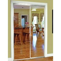Slimfold® Series 4550 Bypass Mirror Closet Door image