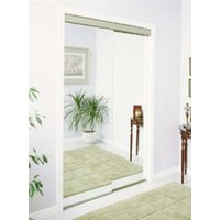 Slimfold® Series 2007 Bypass Mirror Closet Door image