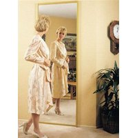 Slimfold® Series 4100 Overlay Mirror Closet Door image
