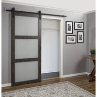 Hall Barn Door image