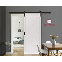 Stone Easy Glide Soft Close Barn Door image