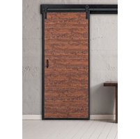 Terra Horizontal Barn Door image