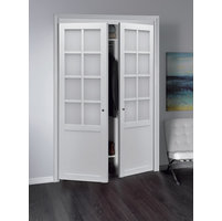 Urban Collection Provincial Pivot Closet Door image