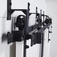 Accessories:  Spectrum Bypass Barn Door Bracket Kit image