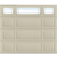 Family Safe Hand-Forged Look Steel Garage Door image