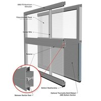 Commercial Insulated Steel Doors image