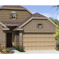 Traditional Style Steel Garage Door image