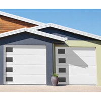 Steel Garage Door image