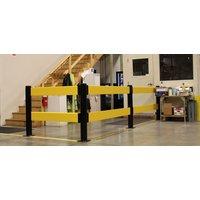 Rite-Hite image   PVC Guardrails