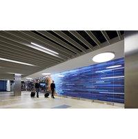 Metal Baffle Ceilings image
