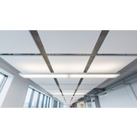 Acoustical Cloud Ceiling Panels image