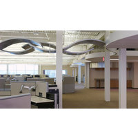 Curved Ceiling System with EZ-Flex™ Panels image