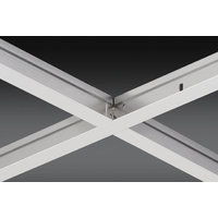 """15/16"""" All Aluminum Exposed Grid Ceiling System image"""