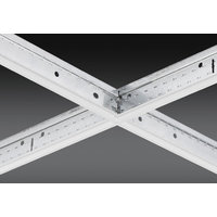 """9/16"""" Integrity™ Exposed Drop Ceiling Grid System image"""