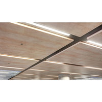 Plank Hook-on Metal Panel Ceiling System image