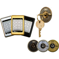 Digital Key Pad & Keyed Lockout image