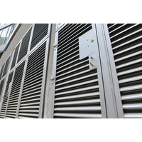Louvered Door Panel & Frame Assemblies image