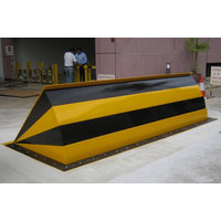 M50 P1 Shallow Mount Wedge Barrier image