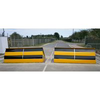 Heald Viper M50 P1 Shallow Mount Wedge Barrier - XT-2000 image