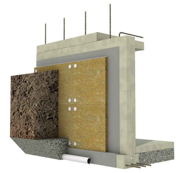 1000 images about insulation for construction on for Rockwool insulation board
