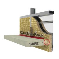 Light-Weight, Semi-Rigid Fire Stopping Batt Insulation image