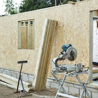 Wood Framed Buildings Insulation image