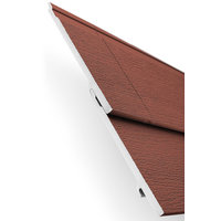 Cellular PVC Siding and Simulated Wood Trim image