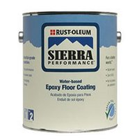 Water-based Epoxy Floor Coating image