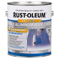15 Year Fibered Aluminum Roof Coating image