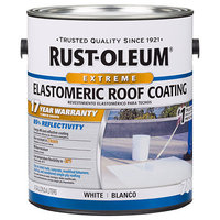 17 Year Elastomeric Roof Coating image
