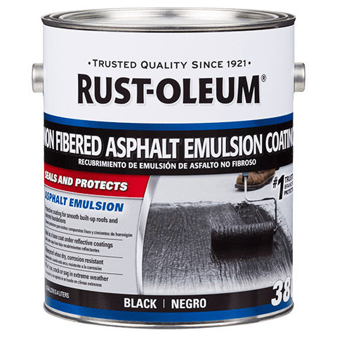 380 Non-Fibered Asphalt Emulsion Coating