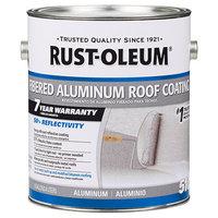 7 Year Fibered Aluminum Roof Coating image