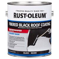 350 Fibered Black Roof Coating image