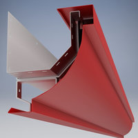 Designer Series Formed Gutters image