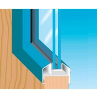 20-45 Minute Fire Protective Glazing with Partial Radiant Heat Protection image