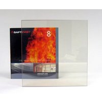 20-180 Minute Laminated Fire Protective Safety Ceramic image