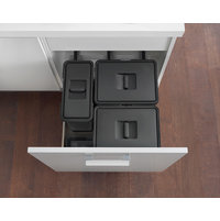 Waste bin systems - Pull-out units image