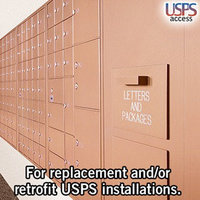 Horizontal Mailboxes image
